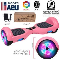"""6.5"""" Hoverboards Razor Scooter Electric Self-Balancing LED"""