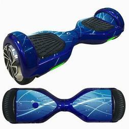 6.5 Inch Self-Balancing Scooter Skin Hover Electric Skate Bo