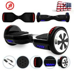 "6.5"" Off Road Hoverboard Self Balancing Electric Scooter All"