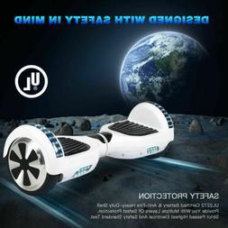 "6.5"" Smart Self Balancing Scooter 2-wheel Skate Board Hover"