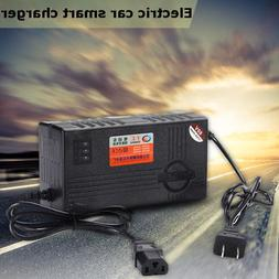 60v 20ah lead acid battery charger adapter