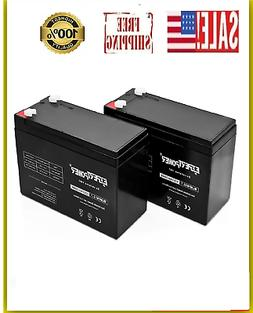 ExpertPower 12v 7ah Rechargeable Sealed Lead Acid Battery EX