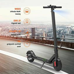 "8.5"" 250W Folding Electric Scooter Portable E-Scooter Skateb"