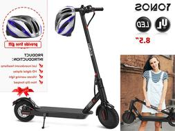 "8.5"" 2Wheels Foldable Kick Electric Scooter Riding Skateboar"