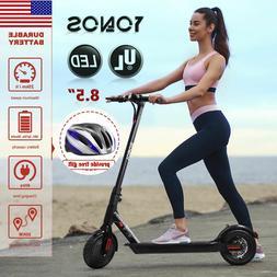 "8.5"" 350W Folding E-Scooter Skateboard APP Riding Kick Elect"