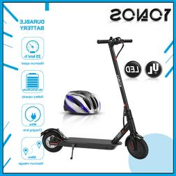 """8.5"""" 350W Portable Folding Adult Kick Electric Scooter High"""