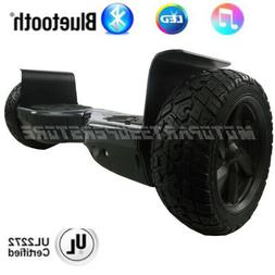 "8.5"" All-Terrain Off Road Bluetooth Self Balancing Scooter U"