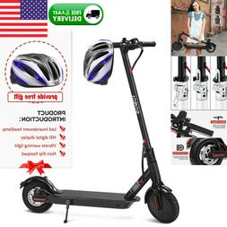 """8.5"""" Folding Electric Scooter Portable E-Scooter Skateboard"""
