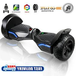"""8.5"""" Off Road Hoverboard Electric Balancing Scooter Dual Whe"""