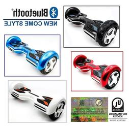 8 INCH BLUETOOTH LED SELF BLANCING ELECTRIC SCOOTER SMARTBOA
