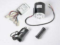 800 watt 36 volt electric motor kit