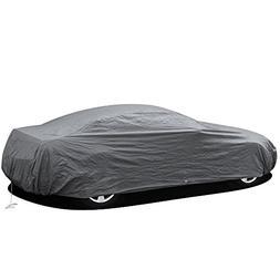 OxGord Premium Car Cover - In-Door 2 Layers - Economical Alt