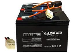 Razor 12 Volt 7Ah Electric Scooter Replacement Batteries Hig