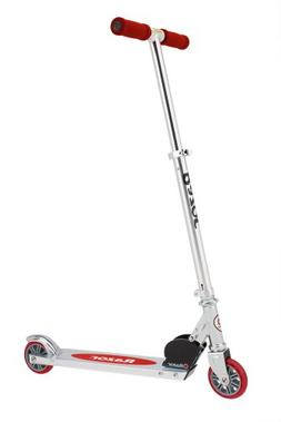 Razor A Kick Scooter Red Frustration Free Packaging