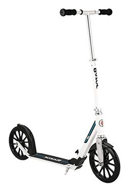 Razor A6 Folding Kick Scooter - White
