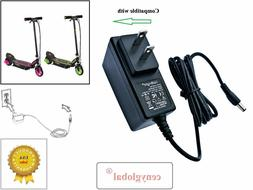 AC Adapter for Razor Kids Toy Motorized Electric Scooter 12V