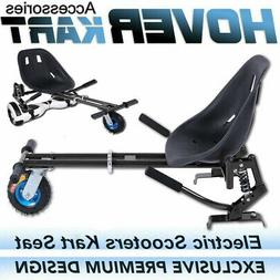 "Adjustable Go Kart Hover Cart Holder Seat fr 6.5"" 8""10"" Self"