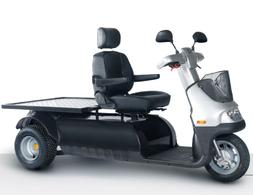 Afiscooter M - 3 Wheel Electric Mobility Scooter - Afikim Mo