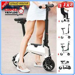 Aluminium Electric Bicycle Scooter Foldable E-Bike Cycling A