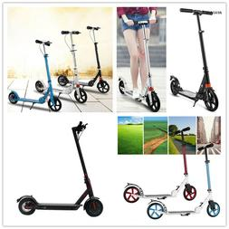 Aluminum Offroad Stunt Dirt Kick Scooter All Terrain Mountai