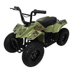 Pulse Performance Products ATV Quad Camo