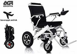 Best Electric Wheelchair, Portable Motorized Foldable Power