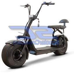 Big Tire 800 Watt Electric Powered Scooter 20 mph 18.5in Fat