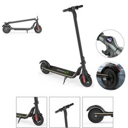 black electric bicycle foldable electric scooter adults