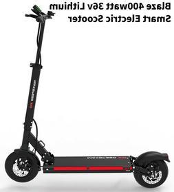 Blaze 400 watt 36v Lithium Smart Electric Scooter. Super lig