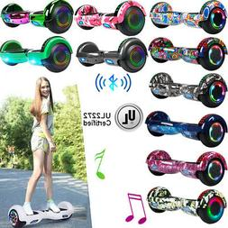 Bluetooth Hover Board Hoverboard Hoverheart UL2272 Scooter A