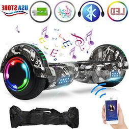 Bluetooth Hoverboard with Bag UL2272 Self Balancing Electric