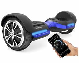 Bluetooth Smart Self Balancing Wheel w/ Speaker & AppSwagt