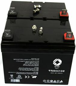 SPS Brand 12V 35Ah  battery for Electric Wheelchair Scooter