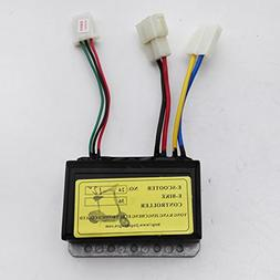 brush motor controller l2424d