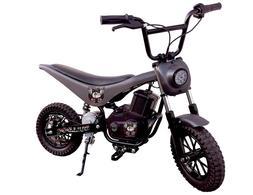 bulldog minibike matte black carbon fiber tt350
