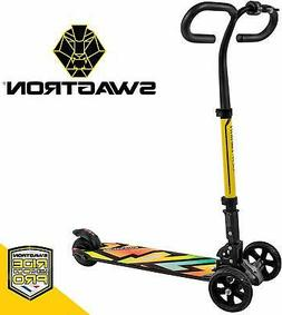 SWAGTRON Cali Drift 3-Wheel Folding E-Scooter 250W Throttle