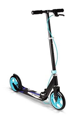 Fuzion CityGlide B200 2-Wheel Scooter - Black