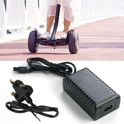 CW_ 42V 2A Charger Adapter Power Cord For Hoverboard Smart B
