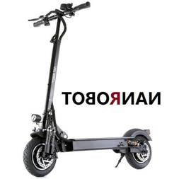 "NANROBOT D4+10"" 2000W Dual Motor Electric Scooter Foldable 6"