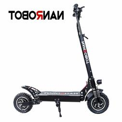 NANROBOT D4+2.0  Foldable Electric Scooter  2000W dual motor