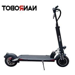 NANROBOT D5+ Powerful Foldable Adult Electric Scooter-10 inc