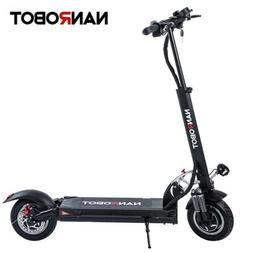 NANROBOT D5+ Pro High Speed Electric Scooter 2000W MAX 330lb