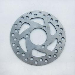 Disc Brake Plate 120mm 36mm with 3 Mounting Hole for Electri