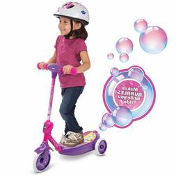 Disney Princess 6V 3-Wheel Electric Ride-On Bubble Scooter K