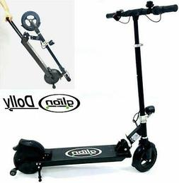 Glion Dolly Foldable Lightweight Adult Electric Scooter w/ P