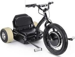 MotoTec Drifter 48v 500w Electric Trike - MT-Drifter