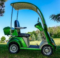ETrikers E Buggy 56Electric Mobility Scooter w Top 60V 800 W