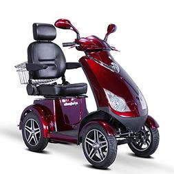 "E-Wheels - EW-72 Heavy Duty Scooter - 4-Wheel - 18.5""W x 17"""