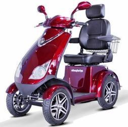 E-Wheels EW-72 FAST Recreational Mobility Scooter, Fast Heav