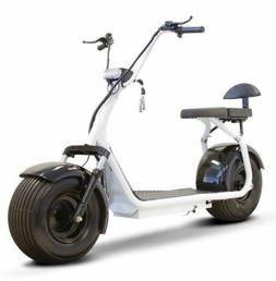 E-Wheels Fat Tire Electric Scooter EW-08 - 20 mph with 23 mi